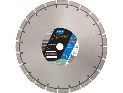 Diamantový kotúč Silencio UNI priemer 300mm (pre ručné rezače / rozbrusovacie píly)