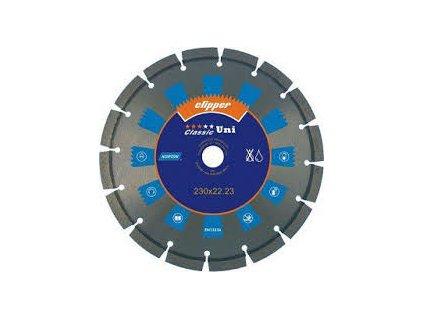 Diamantový kotúč CLASSIC UNI priemer 115mm (pre uhlové brúsky)