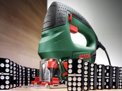 Bosch PST 800 PEL priamočiará píla + plastová kufr, 06033A0120