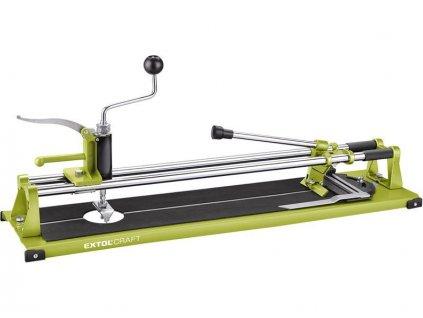 Rezačka obkladačiek s vykružovacím vrtákom, 600mm, EXTOL CRAFT