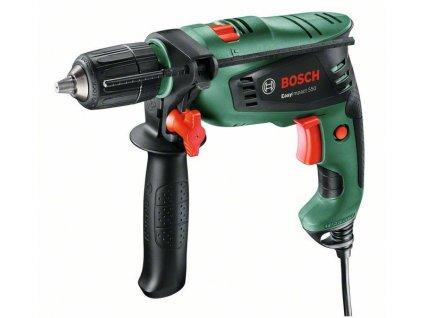 Vŕtačka príklepová Bosch EasyImpact 550 - kufor, 0603130020