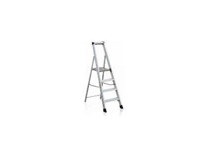 Stavebný hliníkový rebrík SHRP 806
