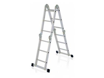 Kĺbový rebrík M 4x3 AL