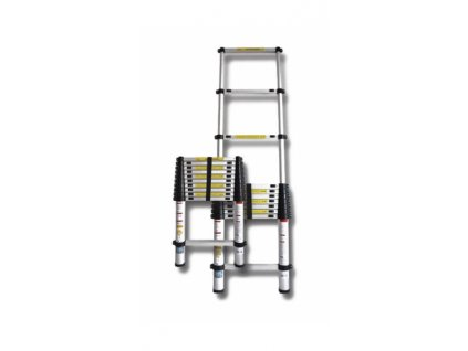 Teleskopický rebrík XT line TEL 12