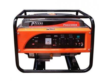 Elektrocentrála Pezal PGG2200X - 2 kW