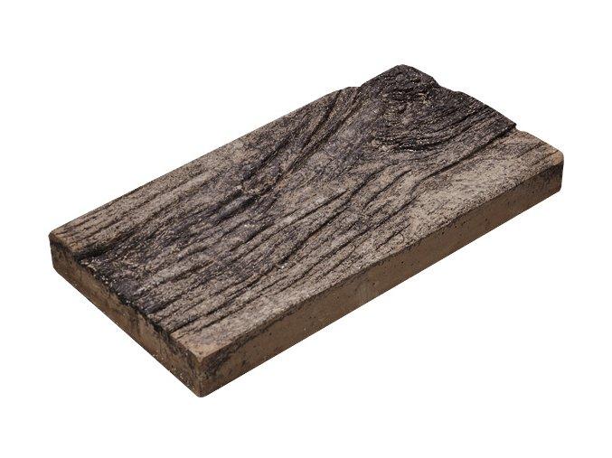 imitace dřeva pražec hrubý B Ferobet