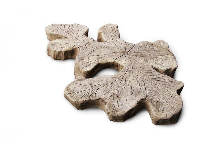 Dlažba kořenová imitace dřeva