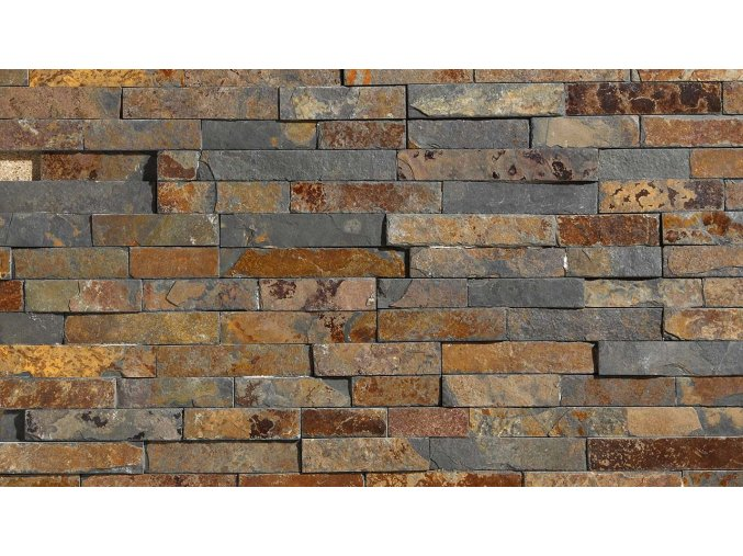 Obklad z kamene Rusty Stegu