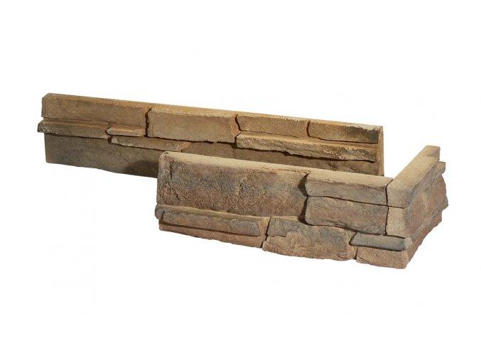 Obklad imitace kamene Grenada 1 russet roh - Stegu