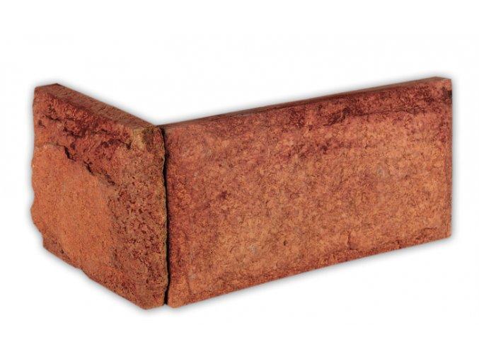 Pískovec verze 4 cihlový - roh