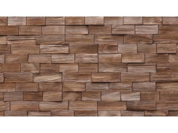 Dřevěný obklad AXEN 2 Stegu