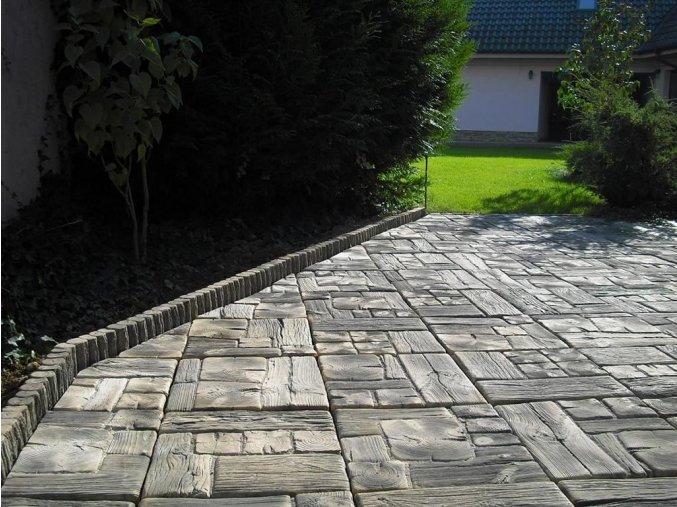 imitace dřeva selská dlažba 3