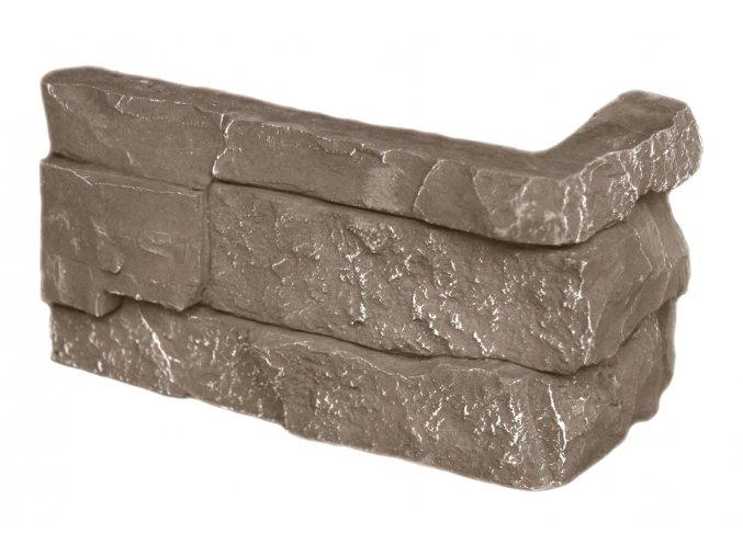 Obklad umělý kámen Hannover - roh