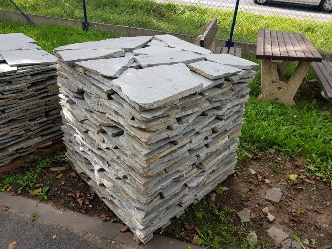 dlažba přírodní kámen kvarcit