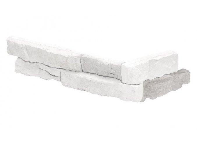 rohový obklad Sierra 1 White Stegu