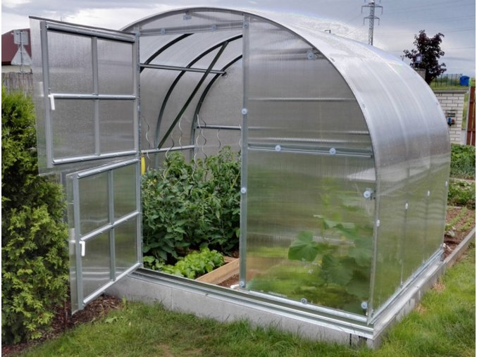 skleník Gardentec classic Gutta 1
