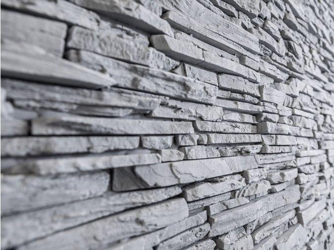obklad imitace kamene Cubana grafit Steinblau