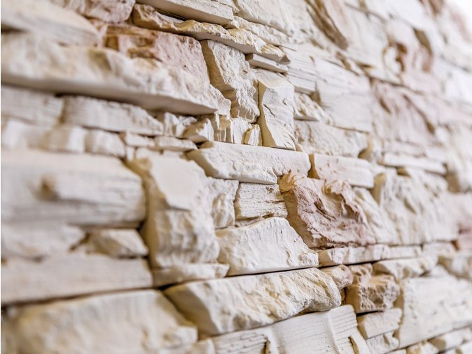 obklad imitace kamene Dafina béžová Steinblau