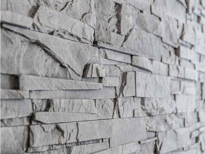obklad imitace kamene Sorrento šedá Steinblau