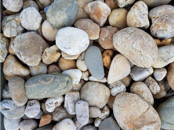 Kámen oblázek 22-90mm