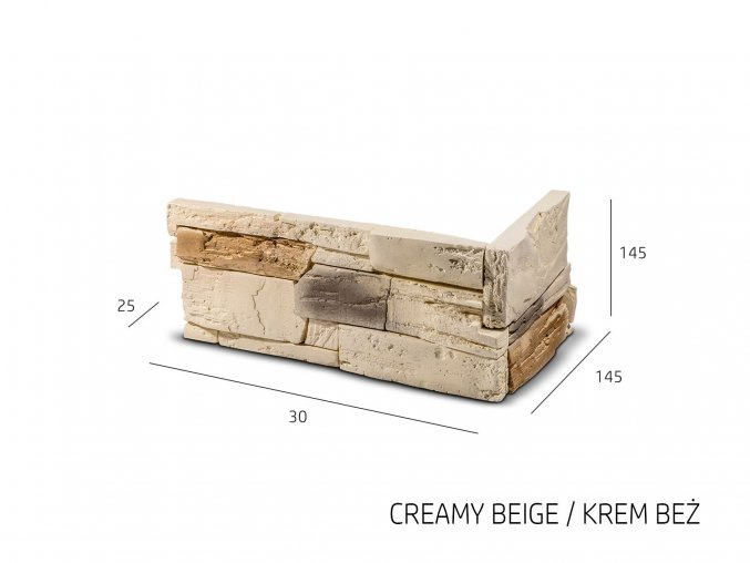 obklad imitace kamene Tenabo béžová Steinblau 3