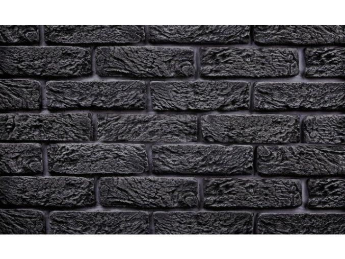 Imitace cihla Hand Brick tmavě šedá Magicrete
