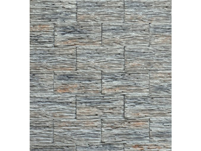 Kamenný obklad břidlice lámaná varicolor - Vaspo