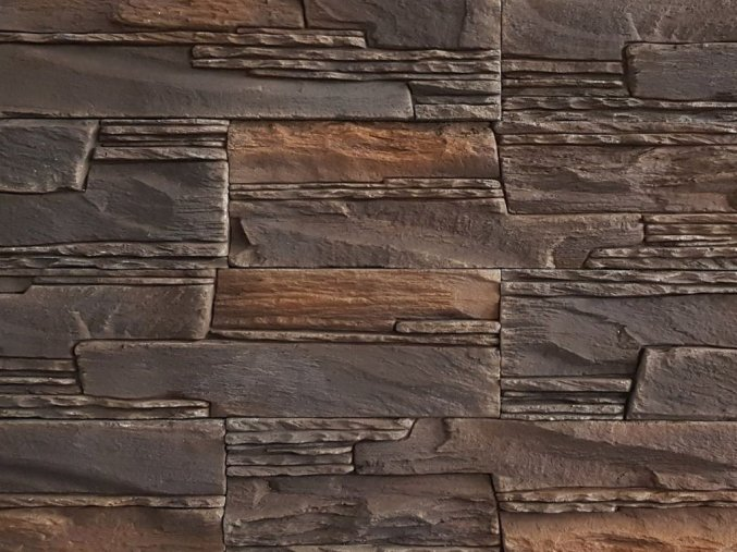 obklad imitace kamene Lagos Copper Incana