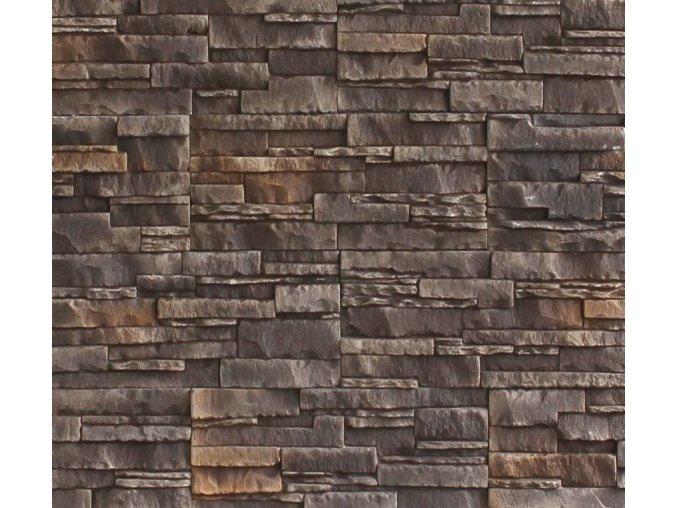 obklad imitace kamene Davos Copper Incana