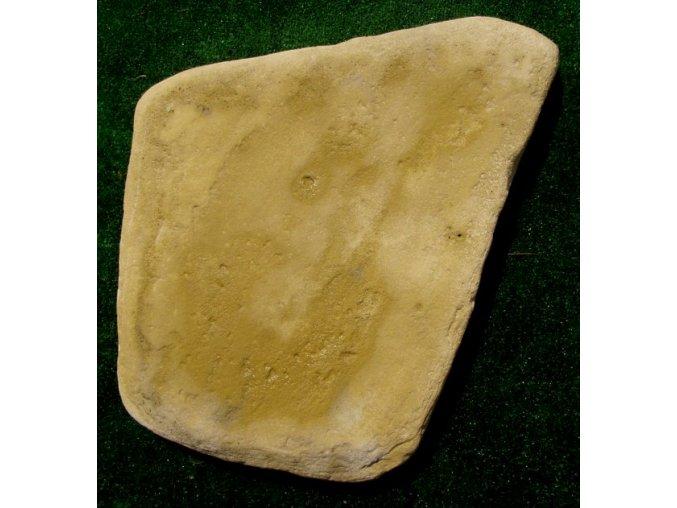 Kamenný šlapák pískovec typ 2