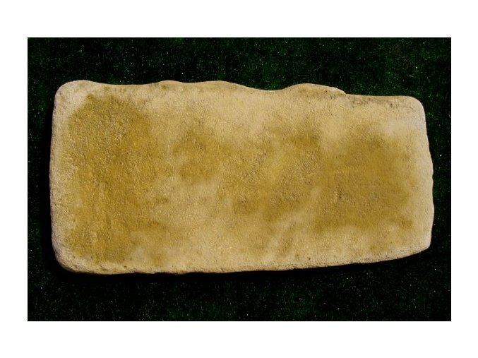 Kamenný šlapák pískovec typ 5
