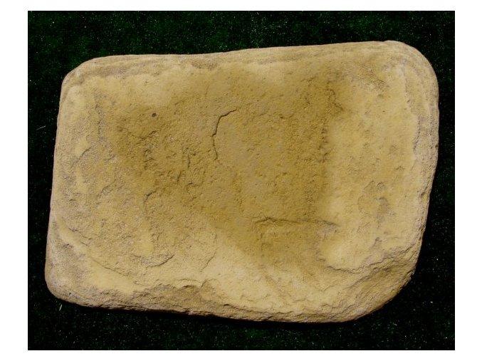 Kamenný šlapák pískovec typ 7