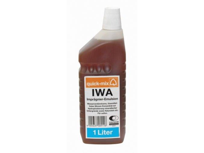 Quick mix IWA 1l impregnační emulze na minerální podklady