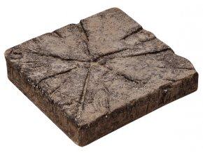 imitace dřeva pražec hrubý A Ferobet