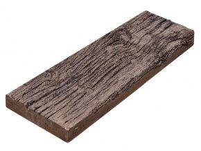 imitace dřeva pražec hrubý C Ferobet