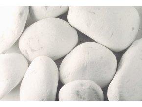 Valoun mramor carrara bílá 10-30cm