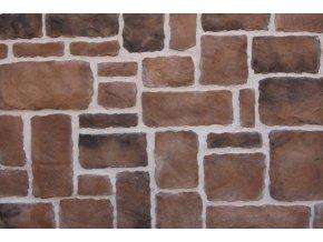 Hradní zeď Lanzarote wildstone