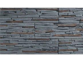 Obklad imitace kamene Venezia Graphite Stegu