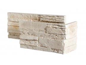 Obklad imitace kamene Creta Cream roh - Stegu
