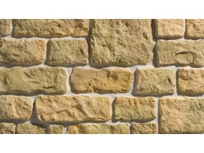 Obklad imitace kamene Calabria mocca Stegu