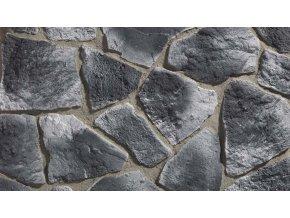 Obklad imitace kamene Jura 3 grey - Stegu