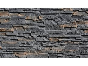 Obklad imitace kamene Nepal 3 grey Stegu