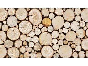 Dřevěný obklad Pure Stegu