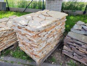 přírodní kámen dlažba chorvatský vápenec