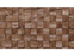 Dřevěný obklad QUADRO Stegu