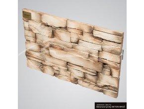 Obklad umělý kámen Karpaty arabica - Brož