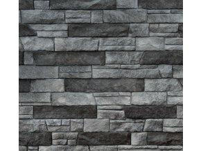Obklad imitace kamene HazeBlack new