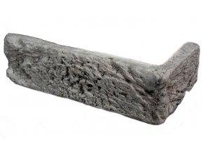 cihlovy obklad rohy hand brick světle šedá