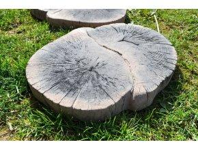 imitace dřeva nášlap malý 36x30x4cm 1