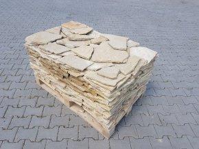 obklad přírodní kámen pískovec